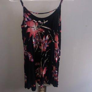 Rixy Floral Dress